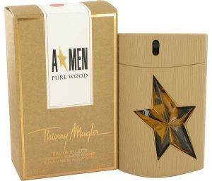Angel Pure Wood Cologne, de Thierry Mugler · Perfume de Hombre
