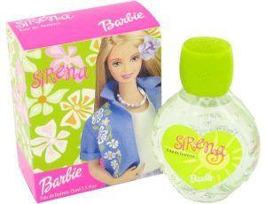 Barbie Sirena Perfume, de Mattel · Perfume de Mujer