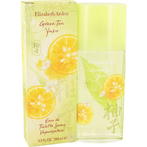 perfume Green Tea Yuzu Perfume