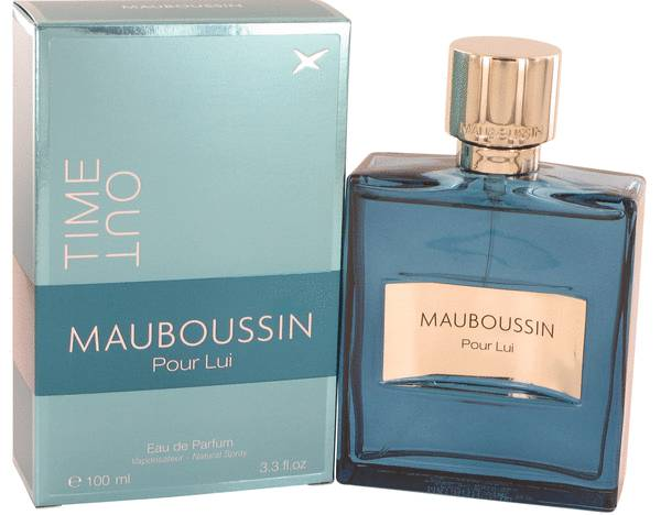 perfume Mauboussin Pour Lui Time Out Cologne