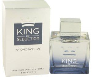 King Of Seduction Cologne, de Antonio Banderas · Perfume de Hombre