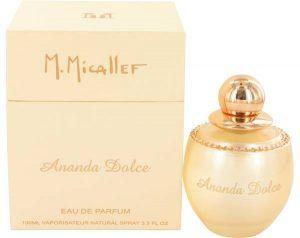 Ananda Dolce Perfume, de M. Micallef · Perfume de Mujer
