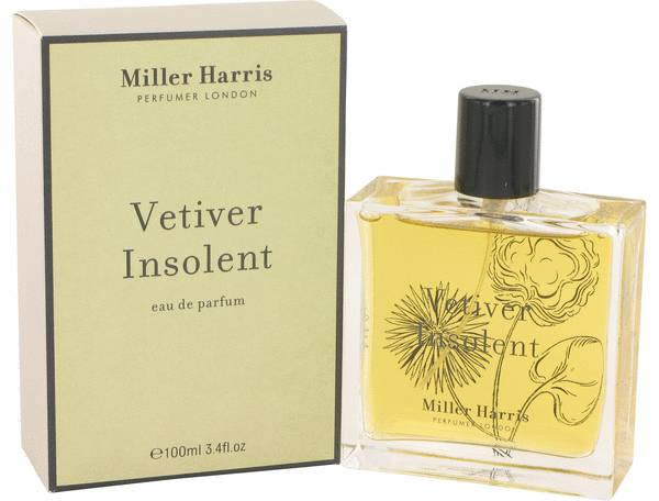 perfume Vetiver Insolent Perfume