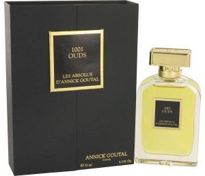 1001 Ouds Perfume, de Annick Goutal · Perfume de Mujer
