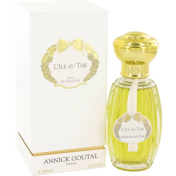 perfume L'ile Au The Perfume