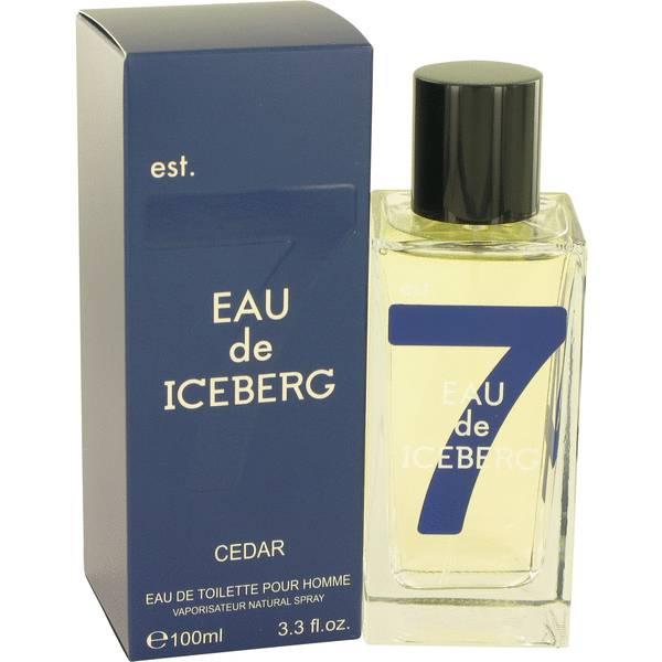 perfume Eau De Iceberg Cedar Cologne
