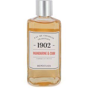 1902 Mandarine Leather Cologne, de Berdoues · Perfume de Hombre