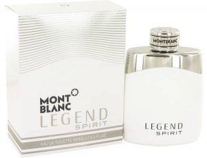 Montblanc Legend Spirit Cologne, de Mont Blanc · Perfume de Hombre