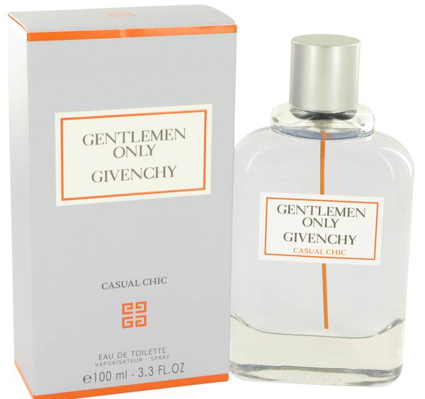 perfume Gentlemen Only Casual Chic Cologne