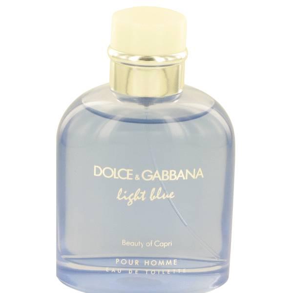 perfume Light Blue Beauty Of Capri Cologne