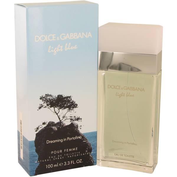 perfume Light Blue Love In Capri Perfume