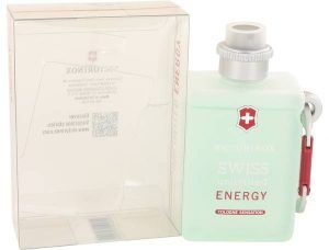 Swiss Unlimited Energy Cologne, de Victorinox · Perfume de Hombre