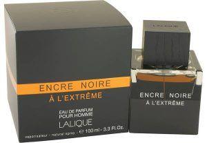 Encre Noire A L'extreme Cologne, de Lalique · Perfume de Hombre