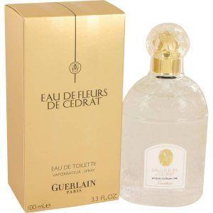 Eau De Fleurs De Cedrat Perfume, de Guerlain · Perfume de Mujer
