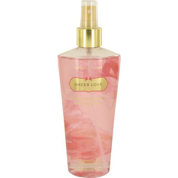 perfume Sheer Love Perfume