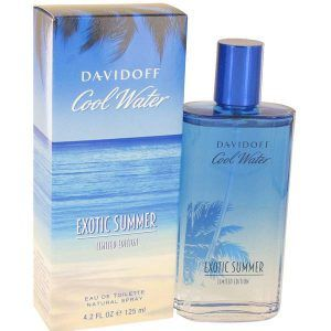 Cool Water Exotic Summer Cologne, de Davidoff · Perfume de Hombre