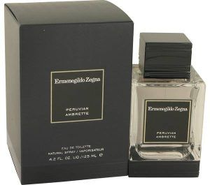 Peruvian Ambrette Cologne, de Ermenegildo Zegna · Perfume de Hombre