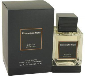 Sicilian Mandarin Cologne, de Ermenegildo Zegna · Perfume de Hombre