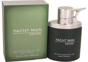 Yacht Man Dense Cologne, de Myrurgia · Perfume de Hombre