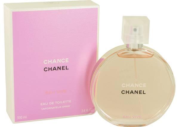 perfume Chance Eau Vive Perfume