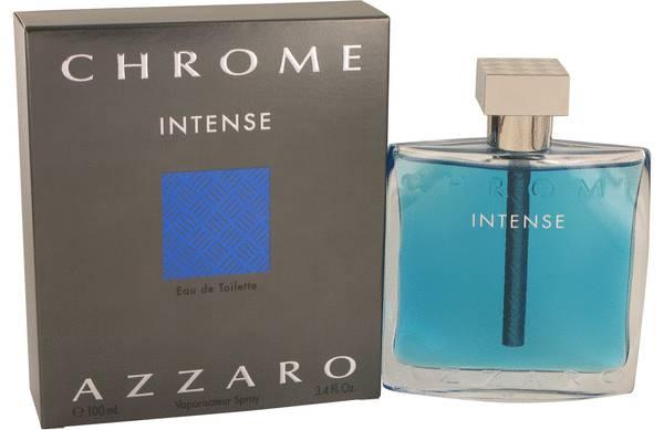 perfume Chrome Intense Cologne