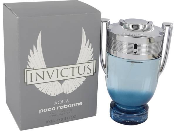 perfume Invictus Aqua Cologne