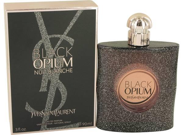 perfume Black Opium Nuit Blanche Perfume