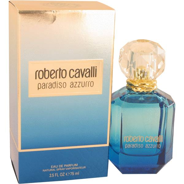 perfume Roberto Cavalli Paradiso Azzurro Perfume