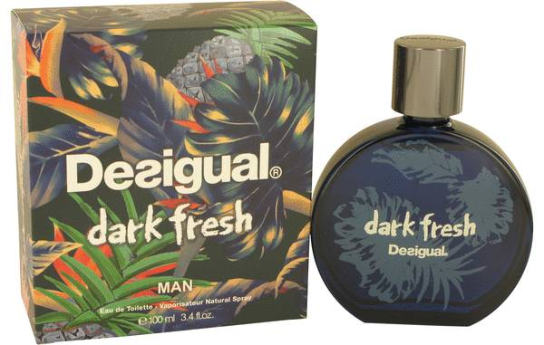 perfume Desigual Dark Fresh Cologne