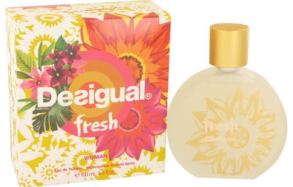 perfume Desigual Fresh Perfume