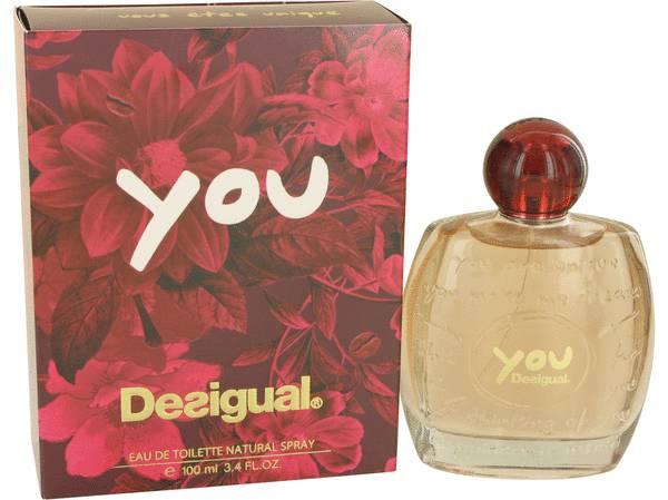 perfume Desigual You Perfume