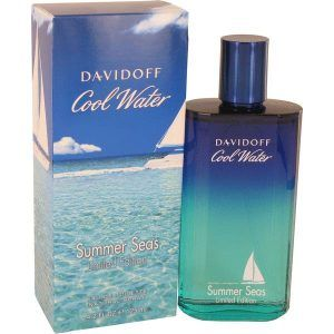 Cool Water Summer Seas Cologne, de Davidoff · Perfume de Hombre