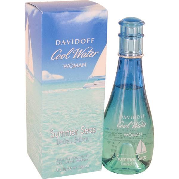perfume Cool Water Summer Seas Perfume