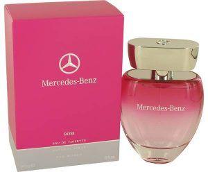 Mercedes Benz Rose Perfume, de Mercedes Benz · Perfume de Mujer