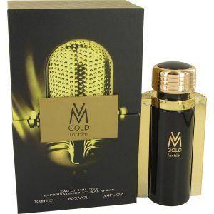 Victor Manuelle Gold Cologne, de Victor Manuelle · Perfume de Hombre