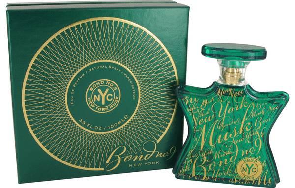 perfume New York Musk Perfume