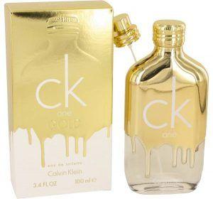 Ck One Gold Cologne, de Calvin Klein · Perfume de Hombre