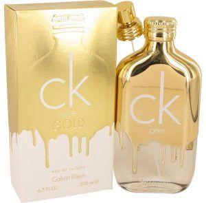 Ck One Gold Perfume, de Calvin Klein · Perfume de Mujer