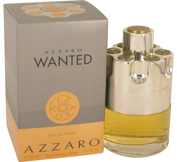 perfume Azzaro Wanted Cologne
