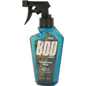 Bod Man American Blue Cologne, de Parfums De Coeur · Perfume de Hombre