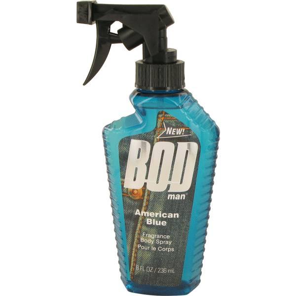 perfume Bod Man American Blue Cologne