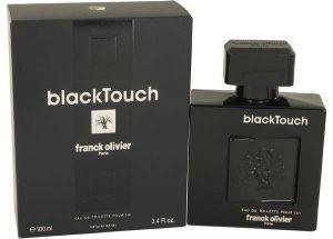 Black Touch Cologne, de Franck Olivier · Perfume de Hombre