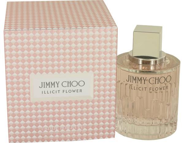 perfume Jimmy Choo Illicit Flower Perfume