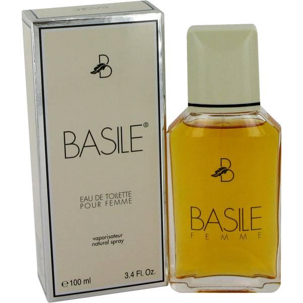 perfume Basile Perfume