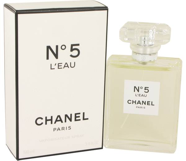perfume Chanel No. 5 L'eau Perfume