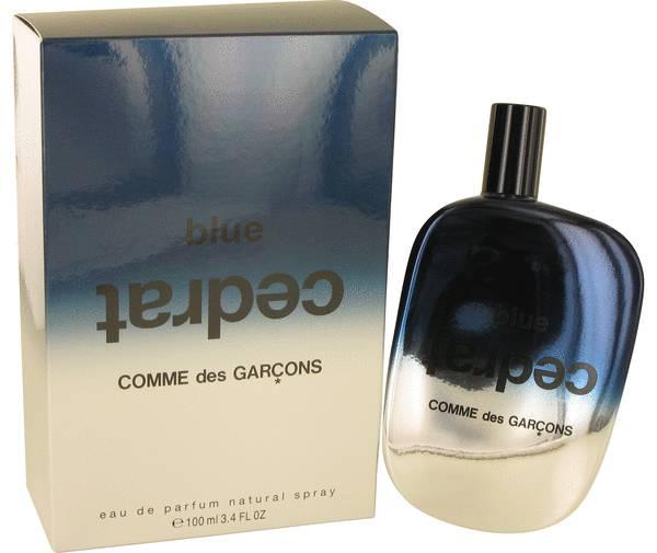 perfume Comme Des Garcons Blue Cedrat Cologne