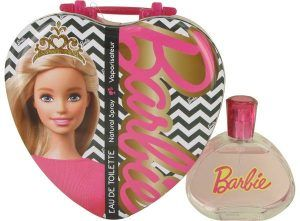 Barbie Metalic Heart Perfume, de Mattel · Perfume de Mujer