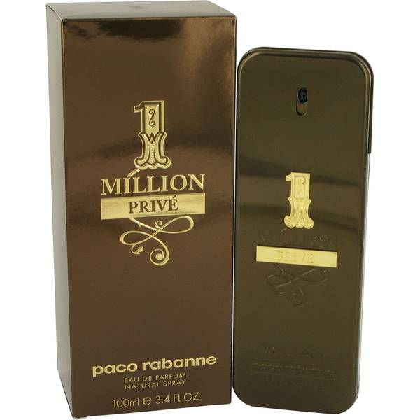 perfume 1 Million Prive Cologne
