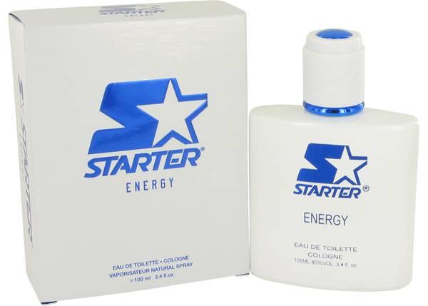 perfume Starter Energy Cologne
