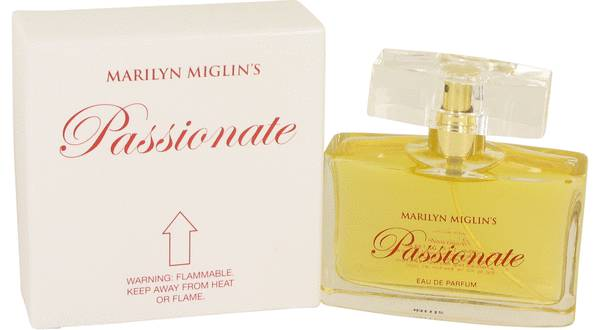 perfume Marilyn Miglin Passionate Perfume